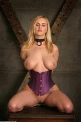 Valuable Blonde milf bondage