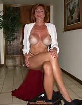 Amateur Big Tits Brunette Mature Milf