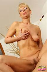 ... Luscious Leggy Blond Mature