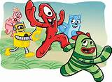 Coming Soon Yo Gabba Gabba Comics