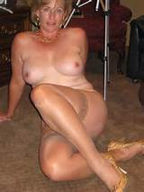 50 plus milf in stockings