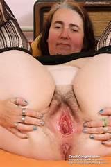 Slutty Mama Shows Big Fleshy And Hairy Pussy XXXonXXX Picture 12