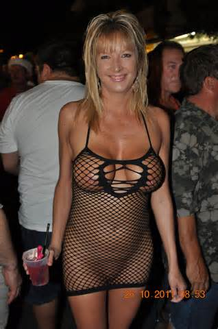 fantasy fest nude fishnet dress Fantasy Fest Nude Fishnet Dress