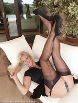 hot MILF with long legs? It has to be Saskia .