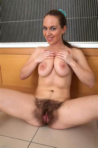 Milf very hairy