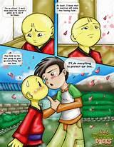 Xiaolin Showdown Gay Comic XSGC1 01 Jpg
